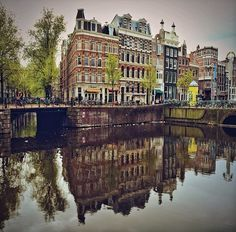 Amsterdam published by @towergallery in Instagram