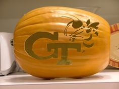 GT Pumpkin Templates: 2006 Georgia Tech Pumpkin Template