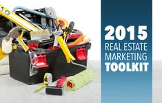 Use our 2015 real estate marketing toolkit for essential resources that will help you develop and implement great marketing ideas to grow your business in 2015. http://plcstr.com/1An3PDn #realestatemarketing #2015 #realtors