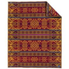 Abiquiu Sunset Blanket by Pendleton Mills