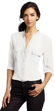 Womens Anderson Blouse