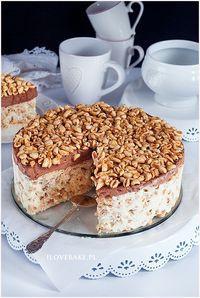 Ciasto kinder country - I Love Bake Cake Recipes, Snack Recipes, Dessert Recipes, Cooking Recipes, Easy Smoothie Recipes, Coconut Recipes, Fall Desserts, Sweet Cakes, Ice Cream Recipes