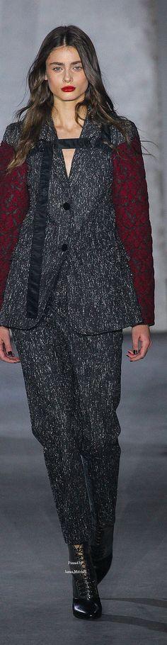 3.1 Phillip Lim Ready-to-Wear Fall-winter 2015-2016