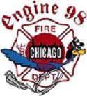 Chicago Fire Dept. Engine 98