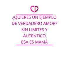 #amordemama es el único amor que no encontrara limites. #amoamishijos #amor de #mama. invitamos a todas las mamis a ver los #vestidosdeniña que tenemos para sus princesas en www.chicdress.com.mx/80-eventos #ChicDress