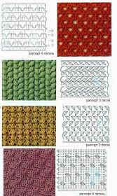 Watch This Video Beauteous Finished Make Crochet Look Like Knitting (the Waistcoat Stitch) Ideas. Amazing Make Crochet Look Like Knitting (the Waistcoat Stitch) Ideas. Crochet Stitches Chart, Crochet Motifs, Crochet Diagram, Knitting Stitches, Knitting Patterns, Crochet Patterns, Crochet Diy, Confection Au Crochet, Pattern Books