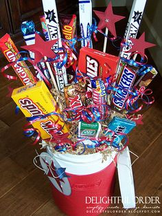 A nice birthday gift for the person with a sweet tooth - or someone who has everything!