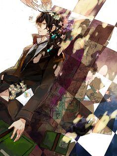 Tags: Anime, Fanart, Pandora Hearts, Gilbert Nightray, Pixiv