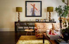 Carole Radziwill's NYC Apartment