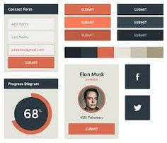 Image result for flat ui dark colors