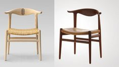 Cowhorn chair by Hans Wegner - Google Search
