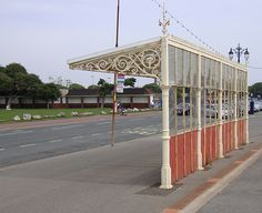 Victorian Bus Shelter, Clarence Parade