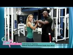 Free Women's Self Defense Video Series - Lady of America Fitness