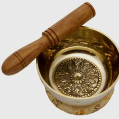 Tibetan singing bowl, very relaxing sound