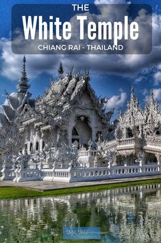 A quick and detailed guide of how to see the White Temple (Wat Rong Khun) in Chiang Rai, Thailand. One of the most beautiful attractions to see and easy to get to for budget travelers. Check it out to see how to make your visit easy!