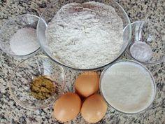 Gogosi din iaurt (Minciunele) - Ingrediente Jackfruit Recipes, Cheesecakes, Donuts, Deserts, Dessert Recipes, Sweets, Breakfast, Easy Recipes, Postres