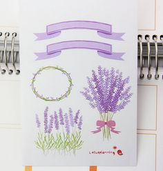 This listing is for Lavender life Planner Stickers  Lavender Planner Stickers ,you can use this in either the monthly or weekly calendar version of