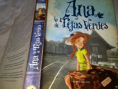 Anne and the green gables  Ana de las tejas verdes  An incredible journey to chilhood