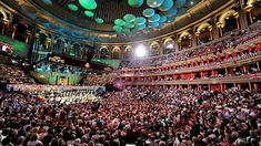 Last Night of the Proms. Photo by Chris Christodoulou