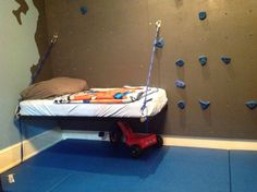 Image result for make a portaledge bunk