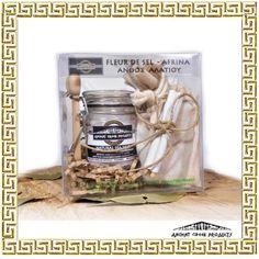 Gift box - Ancient Greek organic flavor FOOD Gift set - Greek Seasoning Blend - Greek Favors - Gourmet Gift Set- Food Gift- Greek natural salt Fleur de sel with herbs . This product chooses to be packaged in a folder. Gourmet Gifts, Food Gifts, Greek Seasoning, Natural Salt, Ancient Greek, Favors, Herbs, Organic, Box