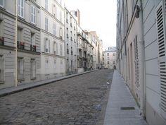 Passage d'enfer ,Paris