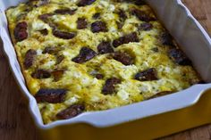 sausage mushrooms and feta baked with eggs sausage mushrooms and feta ...