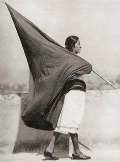Tina Modotti, Mujer