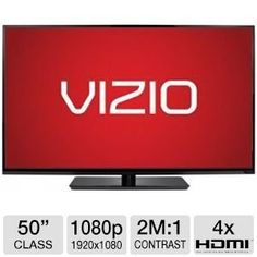 Vizio 50″ Class 1080p 120Hz LED Smart #HDTV