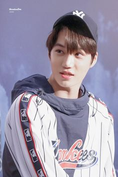 Kai cuteeee love him my bias