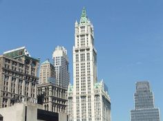 Woolworth Building - NYC