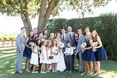 Bridal Party Navy Blue and Gray   Wilson-Vineyard-Clarksburg-California-Wedding-Photographer-TréCreative
