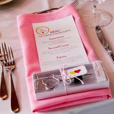 Wine Stopper Wedding Favors // http://www.theknot.com/weddings/album/a-bright-and-modern-wedding-in-redmond-wa-140429
