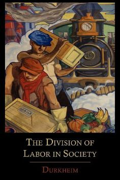 The Division of Labor in Society Sociology Books, Ebooks Online, Free Ebooks, I Love Books, Division, The Incredibles, Reading, Theory, June