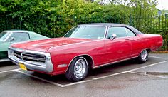 1969 Chrysler New Yorker 2-Door Hardtop (8th Gen) 440ci (7.2L) V8 Engine