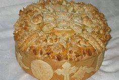 Ukrasan slavski kolac