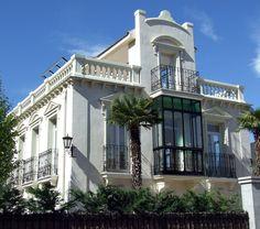 Casa en la calle General Aranaz, Madrid
