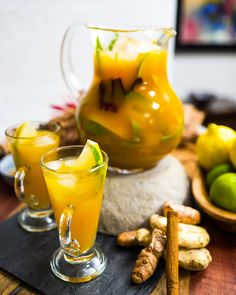Give your refreshing ice tea an immune support boost with these Aussie native citrus flavours. Healthy Drinks, Healthy Recipes, Healthy Food, Native Foods, Sbs Food, Fresh Turmeric, All Vegetables, Tea Recipes, Different Recipes