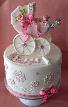 Baby shower cake                                                                                                                                                      More
