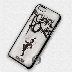 Black Parade My Chemical Romance Album - iPhone 7 6 6s 5c 5s SE Cases & Covers