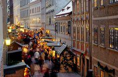 Christmas Market, Spittelberg Vienna