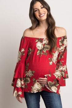 A gorgeous off shoulder combined with a stunning floral print will turn  heads this season. dbfa384ead3