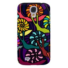 Snail Race Phone Case Samsung Galaxy S4 Covers VIVID!