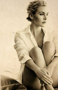 """I wouldn't dream of working on something that didn't make my gut rumble and my heart want to explode."" - Kate Winslet"