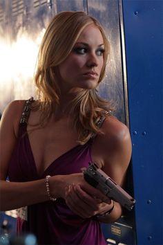 Sarah Walker (Yvonne Strahovski), Chuck