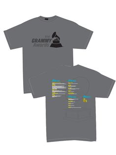 51st Nominee S/S Tee - Grey