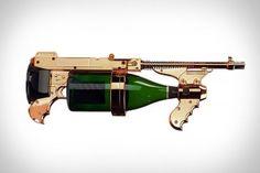 The Champagne Gun. No explanation or description needed, right? $459