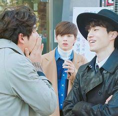 Kim Go Eun, Kim Min, Lee Min Ho, Lee Dong Wook, Lee Joon, Goblin 2016, Goblin The Lonely And Great God, Goblin Kdrama, Song Joong