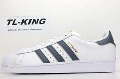 Adidas Originals Superstar Foundation White Onix Gold BY3714 Msrp $80 Gu