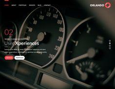 HTML5 Websites Design – 26 Fresh Web Examples #html5websites #webdesign #html5css3